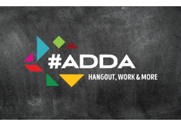 Identity Design and Branding for Pune's most loved #Adda