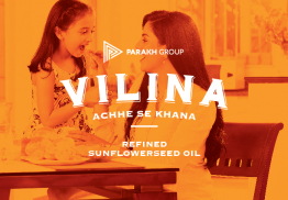 Bringing Daadi-Naani's blessing 'Acche se khana' to make food cooked in Vilina Oil a boon of taste and health!