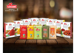 Vasant Masala, spice up your life.