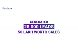 How we generated 28000 leads and 50+ Lakh sales for an offline store