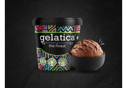 Gelatica, the Finest - Product Packaging Design & Social Media