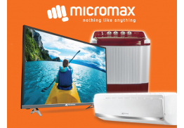Micromax Home Appliances Brochures