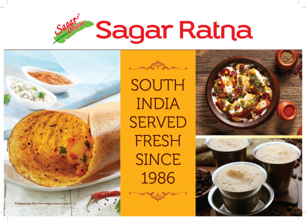 Most popular South Indian restaurant chain in North India