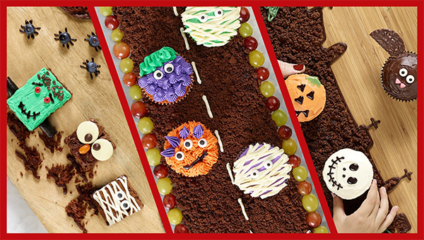 <strong>OCTOBER BRINGS CRISP COOL NIGHTS AND HALLOWEEN FRIGHTS, WITH A SWEET SALES UPLIFT OF 17+% FOR BETTY CROCKER UK.</strong>