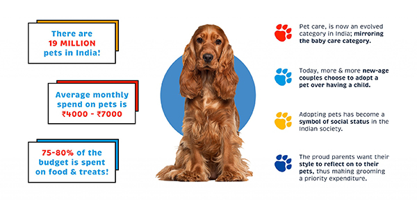 WHAT THE INDIAN PET CARE MARKET LOOKS LIKE