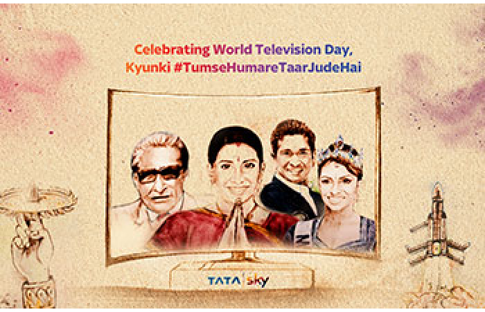 World TV Day #TumseHumareTaarJudeHai