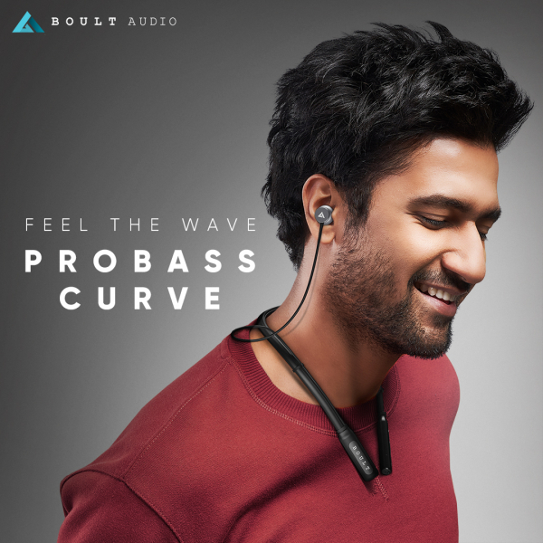 Boult Audio ProBass Curve | Showcasing Fit Of The Product