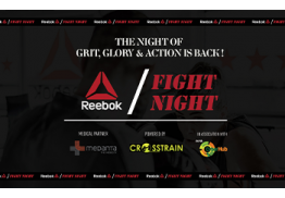 Reebok Fight Night