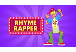 27 Hip-Hop/Rap tracks - India's first ever animated Hip Hop artist for preschool kids