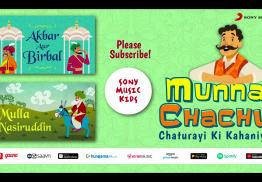 18 stories of wit - Munna Chachu