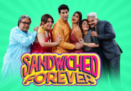 Title Montage of 'Sandwiched Forever' - a web series