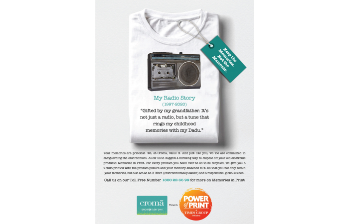 Croma - Times Power Of Print