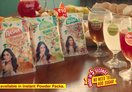 Rasna - Flavours Of India Commercial
