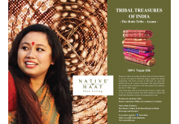 NATIVE HAAT  - Tribes of India