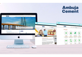 Ambuja Cement Website
