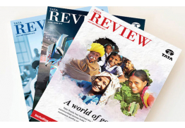 Tata Review Magazine