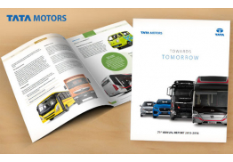 Tata Motors Annual Report