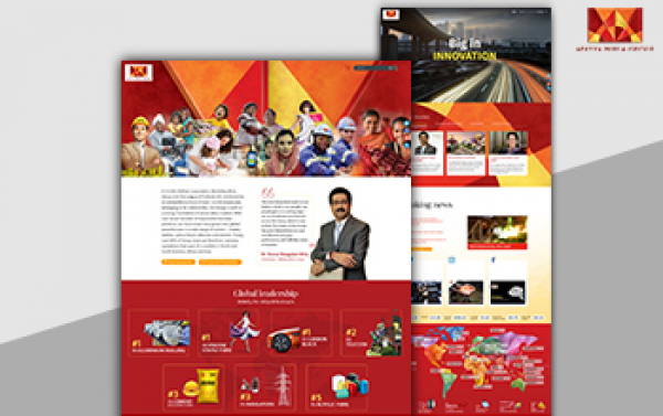 Revamp the Aditya Birla Group Corporate Website