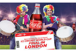 Coca-Cola ICC World Cup Promo