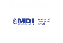 Management Development Institute (MDI Gurgaon)