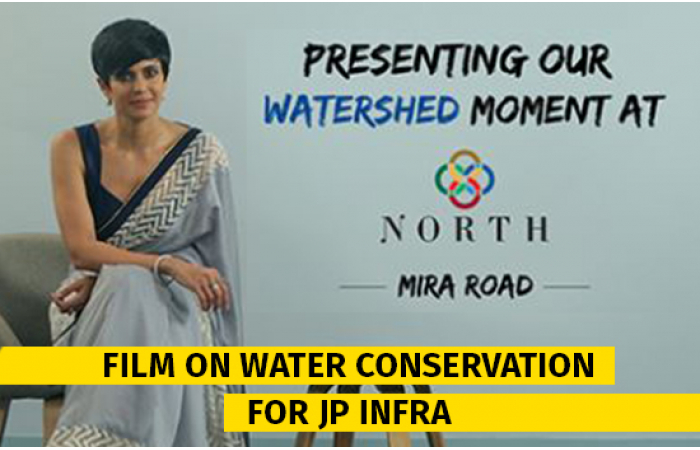 Film on Water Conservation for JP Infra