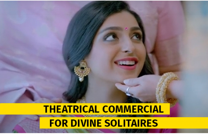 Theatrical Commercial for Divine Solitaires