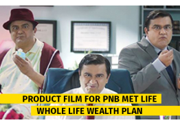 Product Film for PNB Met Life