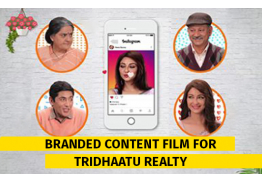 Branded Content Film for Tridhaatu Realty