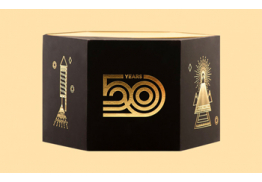 50 Years Celebration Gift Hamper