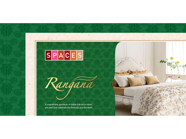 Translating the physical attributes of traditional Indian textiles in packaging design (graphics) to establish a distinctive retail presence and consumer connect during the festive season