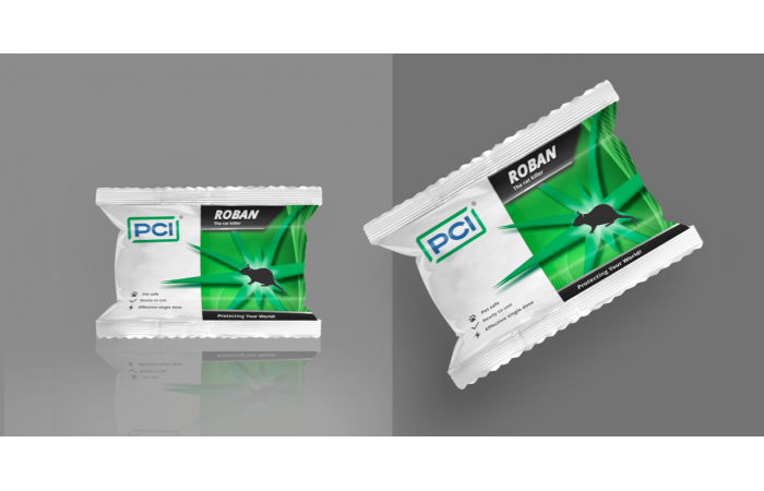 Translating the credibility of PCI brand among institutional pest control services market to buttress its position in the consumer products market through clutter-braking packaging design (graphics)
