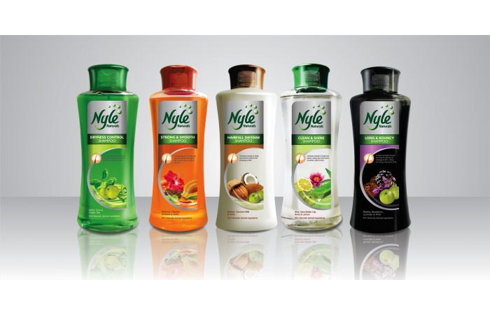 Contemporizing shampoo and conditioner packaging design (graphics) while lending it strong efficacy cues without compromising on the brand's natural (hence gentle) perception