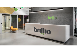 Creating a visually interactive, lively environment rooted in the Brillio brand values to foster a more engaged, productive, and satisfied workforce