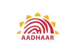 Aadhar website redesign