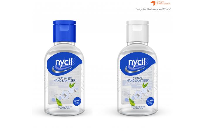 Nycil Sanitizer Launch