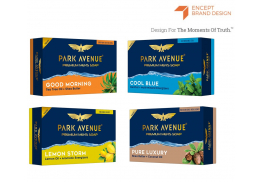 Park Avenue Soap Redesign