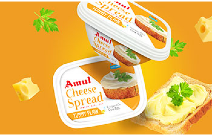 Revamp Of A Flagship Product In Amul's Kitty