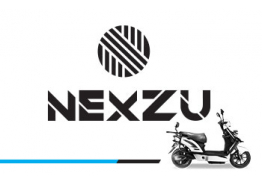 Nexzu Electric Vehicle Startup Branding