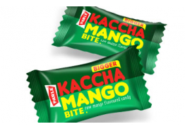 Parle Kaccha Mango Bite packaging Revamp