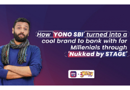 How YONO SBI became the 'cool bank to bank with' through Nukkad by STAGE