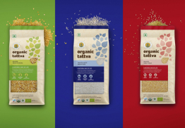 HELPING AN ORGANIC BRAND ETCH ITSELF IN THE CONSUMERS MIND