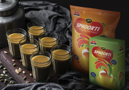 BRINGING A TEA BRAND TO LIFE IN CHAI-DRINKING INDIA