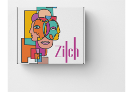 Branding & Packaging Design System for Zilch Cosmetics